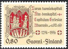 Finland 1976 Turku Cathedral 700th Anniversary/Seal/History/Heritage 1v n24508b