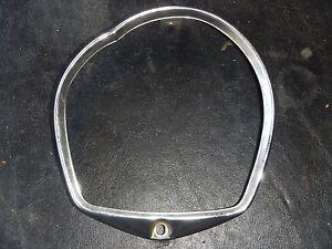 HEADLIGHT HEAD LIGHT TRIM RING #1 1965 1966 1967 SUZUKI TC250 T20 X6 250