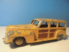 DINKY TOYS ESTATE CAR, 27f, c1950