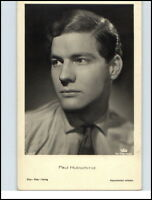 Echtfoto-AK Film-Foto-Verlag Kino Bühne Theater Schauspieler PAUL HUBSCHMID