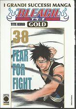 BLEACH GOLD n° 38 CON SOVRACOPERTINA, Planet Manga SCONTO 30%