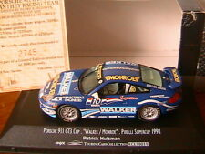 PORSCHE 911 GT3 CUP #10 WALKER MONROE PIRELLI SUPERCUP 1998 PATRICK HUISMAN ONYX