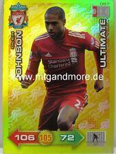 Adrenalyn XL Liverpool FC 11/12 - #087 Glen Johnson - Ultimate
