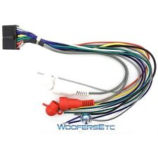 NAKAMICHI CAR AUDIO POWER RCA WIRE SPEAKER HARNESS FOR CD300 CD PLAYER RADIO