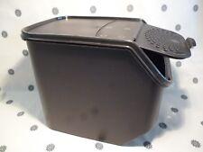 Tupperware Modular Mates Potato Mate Veg Out Keeper Black New