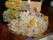 "Lilliput Lane 1993 ""Stocklebeck Mill"" In excellent condition deed 2 signatures"