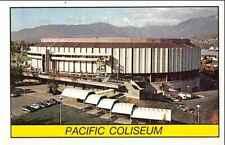 1989-90 Panini Stickers Pacific Coliseum Vancouver Canucks #160