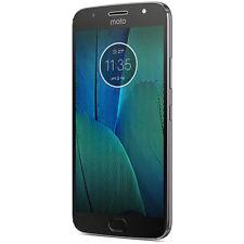 "Motorola Moto G5S 16GB 5"" Dual Sim Android Smartphone Lunar Grey (398875)"