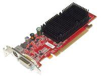 Dell ATI Radeon CN-0KT154 X1300 256MB DMS-59 Low Profile PCI-E Graphics Card
