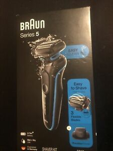 Braun Series 5 5018s Rechargeable Electric Foil Shaver Razor for Men