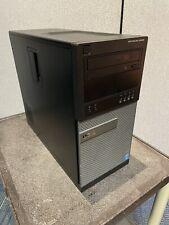 Dell OptiPlex 9020 (240 GB SSD, Intel i5-4590 3.30GHz, 8GB) - Desktop Computer