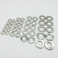 """5-10-15-20-25-30mm Titanium Ti Bicycle Headset Spacer 1-1//8/"""" For Bike"""