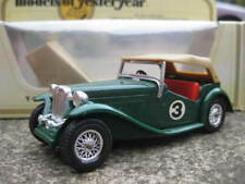 Mint boxed Matchbox Yesteryear Y8 MG TC in green