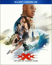 xXx: Return of Xander Cage (Blu-ray/DVD, 2017, No Digital Copy)