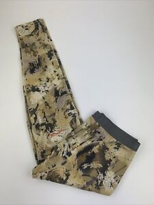 Sitka Men Merino Heavyweight Bottom Pants optifade Waterfowl Marsh L 10073-WL