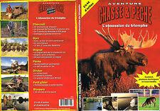 Aventure Chasse & Peche. Obsession du Triomphe(2h44) DVD BRAND NEW.MusicaMonette