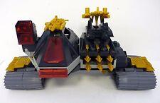 "GI JOE DEMON Vintage 14"" Action Figure Vehicle Iron Grenadiers COMPLETE 1988"