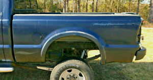 1999 - 2010 Ford F250 Super Duty Short Wheel Base Bed Box 6' BLUE