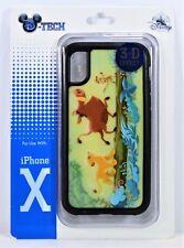 Disney Lion King Hakuma Matata Simba & Pumba & Timon 3-D Apple Iphone 10 X Case