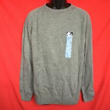 new BASIC EDITIONS men's fashion 100% cotton long wool sleeve sweater size--M