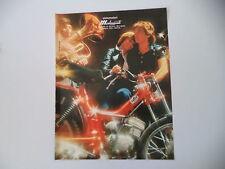 advertising Pubblicità 1977 MALAGUTI FIFTY 50