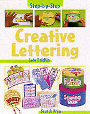 Children's Craft Book - Creative Lettering by Judy Balchin (Paperback, 2001)