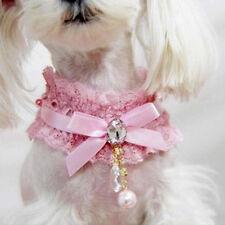 Cute Dog Clothes Pink Princess Lace Pet Puppy Fashion Lace Skirt Cat Apparel