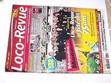 µµ Loco Revue n°781 BB 26000 Faire catenaire 1500 V Charger du charbon Gouttiere