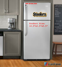 4c45873d0 New NFL Pittsburgh Steelers 3-D Foam Magnet Home Office Bar Decor - Made in  USA