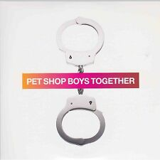 PET SHOP BOYS 'TOGETHER' NEW LIMITED UK REMIXES CD 2