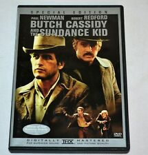 Classic Butch Cassidy And The Sundance Kid Newman Redford Special Edition Dvd