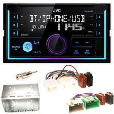 JVC KW-X830BT Bluetooth USB MP3 Einbauset für Volvo S40 V40 850