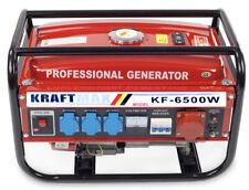 Benzin Generator 6500W Stromgenerator Notstromerzeuger Benzin Stromerzeuger??