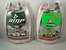 Lot of 2 NASCAR Winners Circle Dale Earnhardt Jr  Mark Martin 1:64 Toy Car