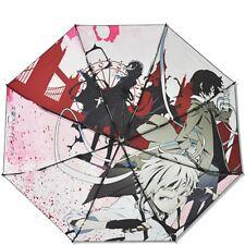 Anime Bungo Stray Dogs Folding Sun Rain Umbrella Atsushi Nakajima Print Umbrella