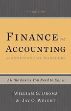 Finance and Accounting for Nonfinancial Managers: All the Basics You Need to Kno