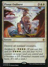 Planar Outburst FOIL | NM | Battle for Zendikar | Magic MTG