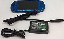 PSP Playstation Portable Vibrant Blue (PSP - 3000 VB) from japan game F/S