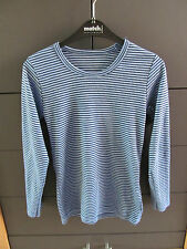Body fashion ( LIDL )  Pullover Blau - schwarz  Gr. 122 - 128   *Top Zustand*