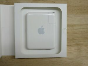 Apple AirPort Express 802.11n Wi-Fi Base Station Model A1264 - Open Box