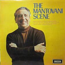 Mantovani & His Orchestra(Vinyl LP)The Mantovani Scene-Decca-SKL.4989-UK-Ex/VG