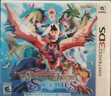 Monster Hunter Stories Nintendo 3DS 2017 brand new factory seal FREE SHIPPING