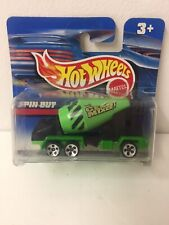 Hotwheels Mettel Spin-Out Cement Mixer 27090-0510 Toy Car