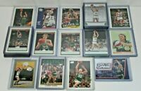 Larry Bird Basketball Cards Lot of 14 Singles - Topps, UD & Fleer (You Choose)