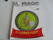 IL MAGO RIVISTA DEI FUMETTI E DELL'UMORISMO OTTOB.1973