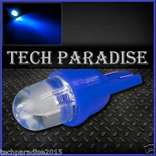 2x Ampoule T10 / W5W / W3W LED Bulb Bleu Blue veilleuse lampe light 12V Auto