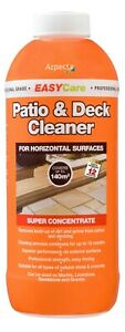 Patio & Deck Cleaner for dirt and grime (Azpects)