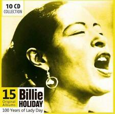 Billie Holiday - 15 Original Albums (NEW CD SET)