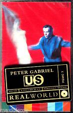 CAS - Peter Gabriel - Us (POP) UK Edit. 1992, Mint, Factory Sealed