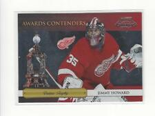 2010-11 Playoff Contenders Awards Contenders #3 Jimmy Howard Red Wings
